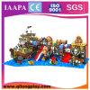 Спортивная площадка новой темы корабля пирата конструкции крытая (QL--001)