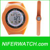 Multi-Function Sports Digital Slap Silicone Watch (NFSP116)