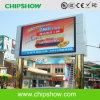 Chipshow IP65 ETL EMC salva la visualización de LED al aire libre P13.33 de la energía
