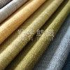 Polyester 100% Imitation Slub Linen Fabric pour Sofa