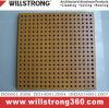 Panneau en aluminium de Compiste pour le matériau décoratif de mur