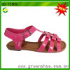 Mode Summer Flat Sandals pour Girl (GS-72609)