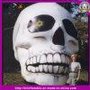 Crânio inflável de Halloween para a decoração ao ar livre