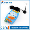4 Frequency Serial RS232/RS485へのGPRS DTU (USR-GPRS232-710)