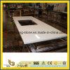 Super Countertop van de Keuken van het Wit/Witte Nano Gekristalliseerde van het Glas Thassos