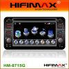 Sistema de navegación del coche DVD GPS de Hifimax para Suzuki Jimny (HM-8715G)