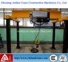 Élévateur inférieur d'espace libre de l'élévateur 5t de câble métallique