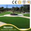 tappeto erboso artificiale verde d'abbellimento di 25mm