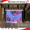 Afficheur LED/panneau visuels d'intérieur du programme P3 de HD pour la publicité