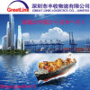 De Dienst van de logistiek van China aan Japan