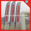 Bannière faite sur commande bon marché d'aile de polyester
