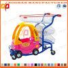 Le supermarché badine le caddie avec le véhicule de jouet (Zht54)
