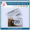 Cartão do contato CI da segurança de Sle 4442