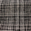 Tessuto di cotone della stampa di modo in azione