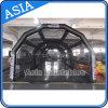 Barraca vedada inflável da gaiola para usar-se na prática da equipe