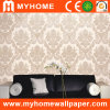 PVC Wall Paper de Decoration de la pared con Waterproof