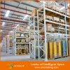 Estantería de acero resistente de la plataforma del almacén de Supermaeket