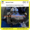 Moteur diesel refroidi petit par air F2l912 pour le groupe électrogène