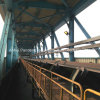 ASTM/DIN/Cema/Sha Standard Dtc Fixed Belt Conveyor para Steelworks Plant/Cement/Ming/Port
