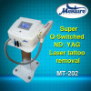 1064nm 532 Ktp Q de Verwijdering van de Tatoegering van de Laser van Nd YAG van de Schakelaar