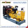 conjunto de generador 30kw/38kVA con el gas natural 4-Cylinder