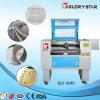 Máquina de gravura quente do laser do CO2 da venda e máquina de estaca