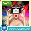 Nuevos vidrios de Vrg 3D tricolores