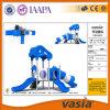 Type extérieur de cour de jeu et glissière matérielle de LLDPE pour les enfants (VS2-160405-05-32)