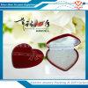 إلتزام مجوهرات محدّد صندوق مخمل قلب شكل من الصين صاحب مصنع