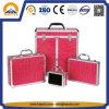 주문을 받아서 만들어진 알루미늄 장식용 메이크업 트레인 상자 (HB-1320)