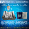 RTV Silicone voor Casting Tyre Molds
