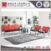 Cuoio rosso che attende il sofà dell'ufficio pubblico (NS-SA02)