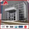Alpolic, ACP composé en aluminium d'Unborken de panneau de Dibond/Alcadex