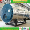 Petróleo de gás novo da condição 2ton 3ton 4ton - caldeira de vapor industrial despedida de Wns