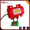 Elecpopularの需要が高いインポートの製品の高品質の防水絶縁体の電気プラグの安全ロックアウト