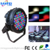 Outdoor LED Waterproof 54*3W RGB PAR Light