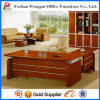Good Quality를 가진 적갈색 Sliver Office Table