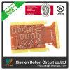 Tarjeta de circuitos impresos flexible con final de la superficie de Enig