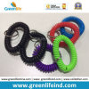 Wrist Coil Spiral Key Ring Retainer Top Quality From China