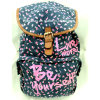 方法米国式袋の高品質のバックパック(GB#20071)に上る新しい設計されていたキャンバス旅行スポーツ