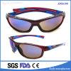 De hete Zonnebril van de Lens van PC van het Ontwerp van de Levering van China Unisex- Modieuze Kleurrijke
