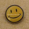 Distintivi Smiley della fronte di taglio del metallo su ordinazione dei regali di promozione