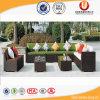 Nuovo sofà del rattan di disegno della mobilia duratura del giardino (UL-B3028)