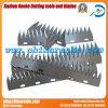 Ножи для разрезания пластичной индустрии высокого качества прямые