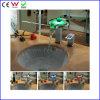 Grifo del golpecito del lavabo del color LED de la cascada 3 de la manera de China (FD15063F)