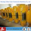 Grue de levage électrique de câble métallique de fournisseurs de bonne qualité