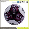 Bille de football de la taille 5 DEL EVA de contact doux