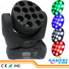 段階Lighting 12PCS 10W LED Moving Head Beam Light