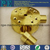 Fazer à máquina feito sob encomenda de bronze do CNC da precisão mecânico monta
