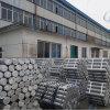 6061 6063 7075 barras redondas do alumínio da liga